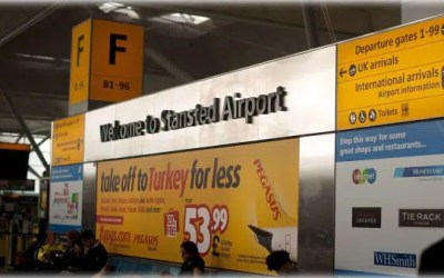 london stansted to Southampton airport transfers
