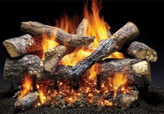 Grand Oak Gas Logs