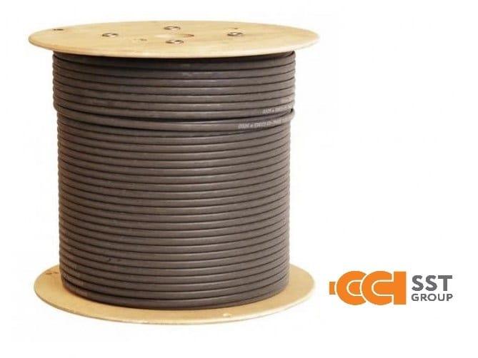 Саморегулирующийся нагревательный кабель 20 Вт/м