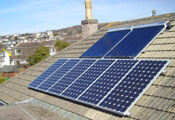 Solar tubes and PV solar panels