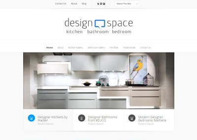 Designspace.es – Luxury bathroom and kitchen designer