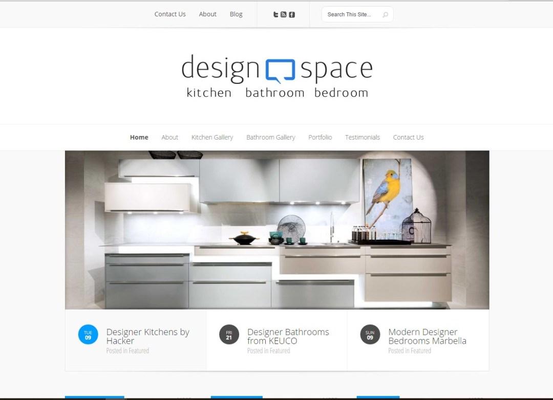 web design portfolio designspace