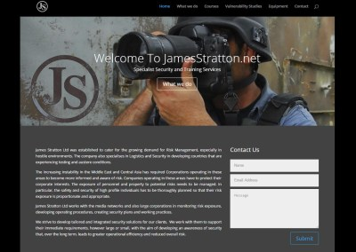 JamesStratton.net – Specialist Security Services