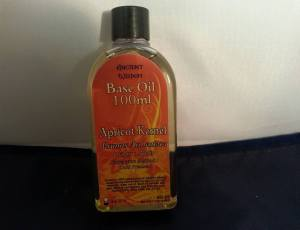 base oil apricot kernel