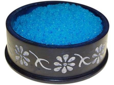 simmering granules baby powder