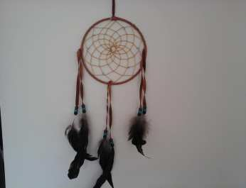 6 inch Navajo Dream Catcher