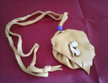tan medicine bag.2