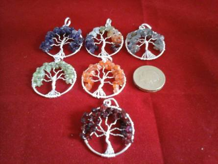 Tree of life garnet