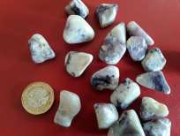 Morado Opal Violet Flame A Grade 1