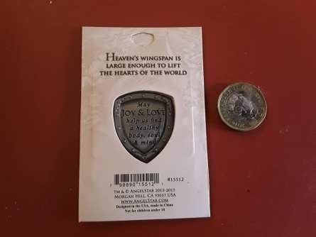 Archangel Raphael Pocket Shield 3