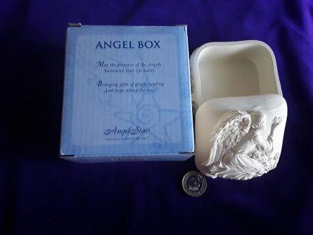 Butterfly Dreams Angel Box 2