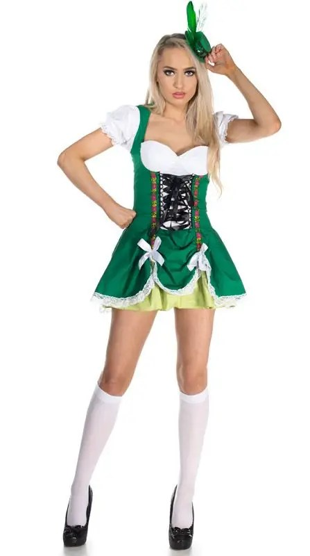 Irish Sweetie Sexy Women's Costume | Cheap St Patrick's ...