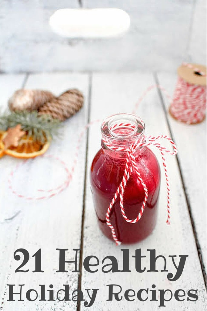 21 Heavenly Healthy Holiday Recipes