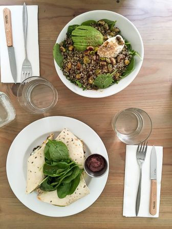 Healthy Eating in Paris - heavenlynnhealthy.com