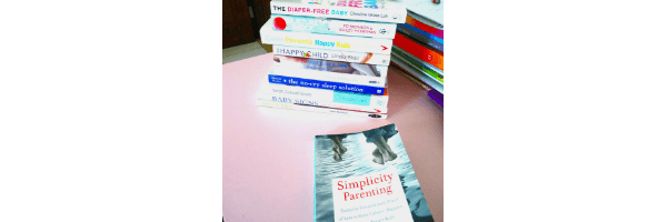 3 parenting books