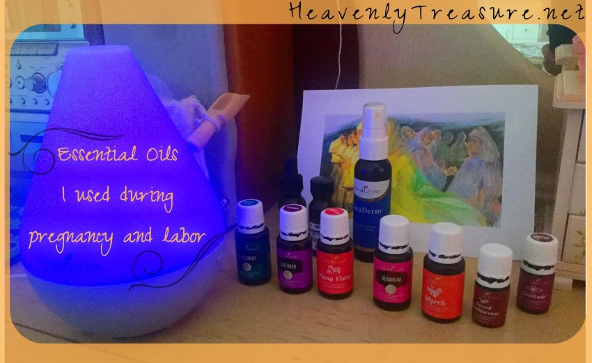 Young Living Prenatal Care