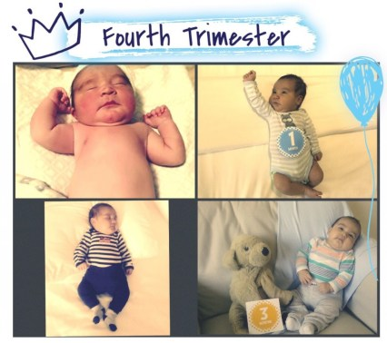 noah Fourth trimester
