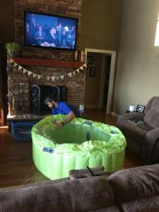 Supernatural home birth