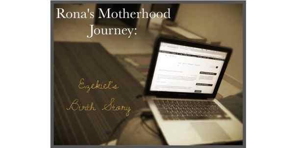ezekiel's birth story