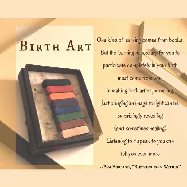 what is birth art
