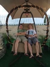 Josh and Zach