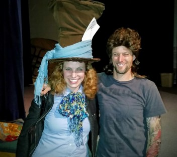 Mad Hatter and the Mullet