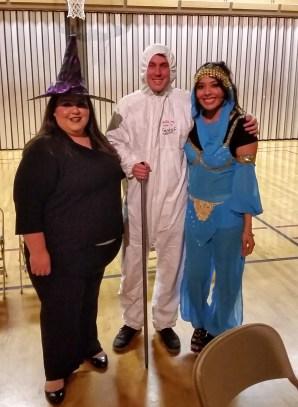 Witch, Gandalf, Jasmin