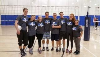 Team Members (& Line Judge)