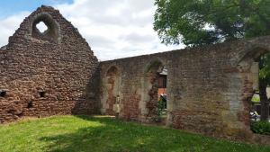 St Loye's Ruins