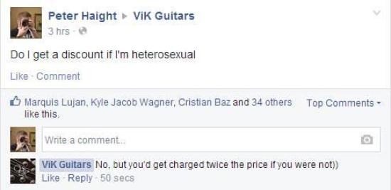 vik wall post