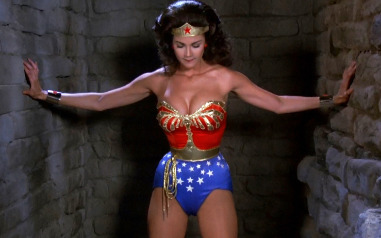 Image result for wonder woman running