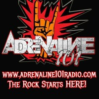Tune In here to Adrenaline 101 Radio
