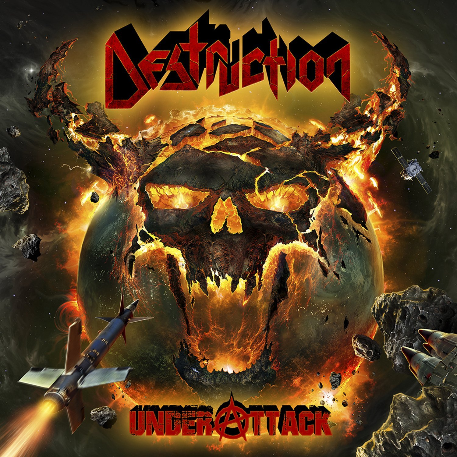 Destruction under attack review heavy music headquarters nuclear blast records malvernweather Choice Image