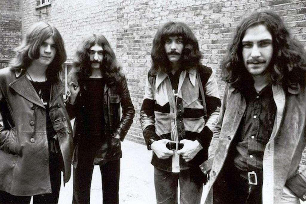 Facebook: Black Sabbath