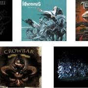 October 2016 Best Heavy Metal Albums