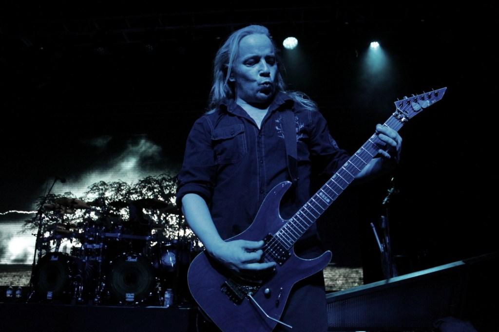 Nighwish Guitarist Emppu Vuorinen