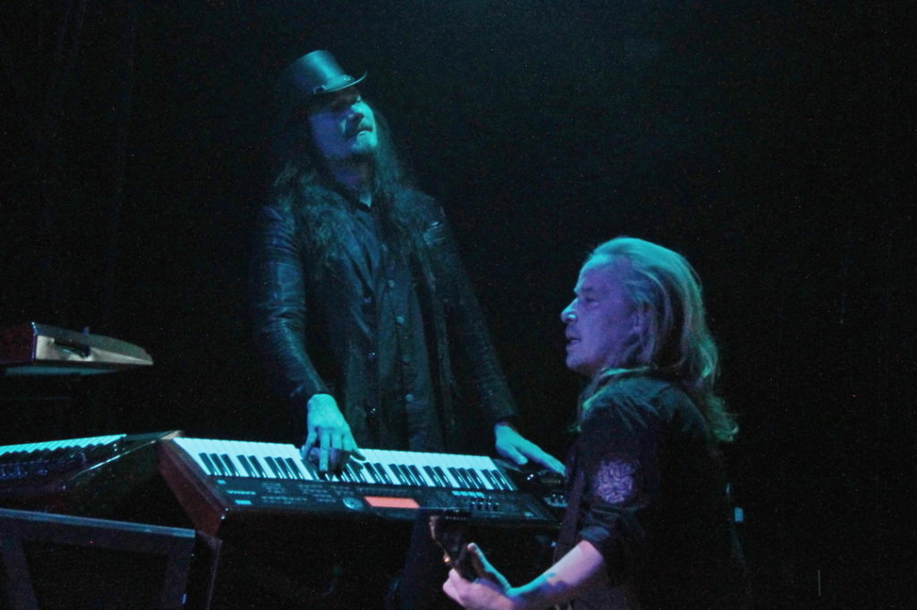 Nightwish Keyboardist Tuomas Holopainen and Guitarist Emppu Vuorinen