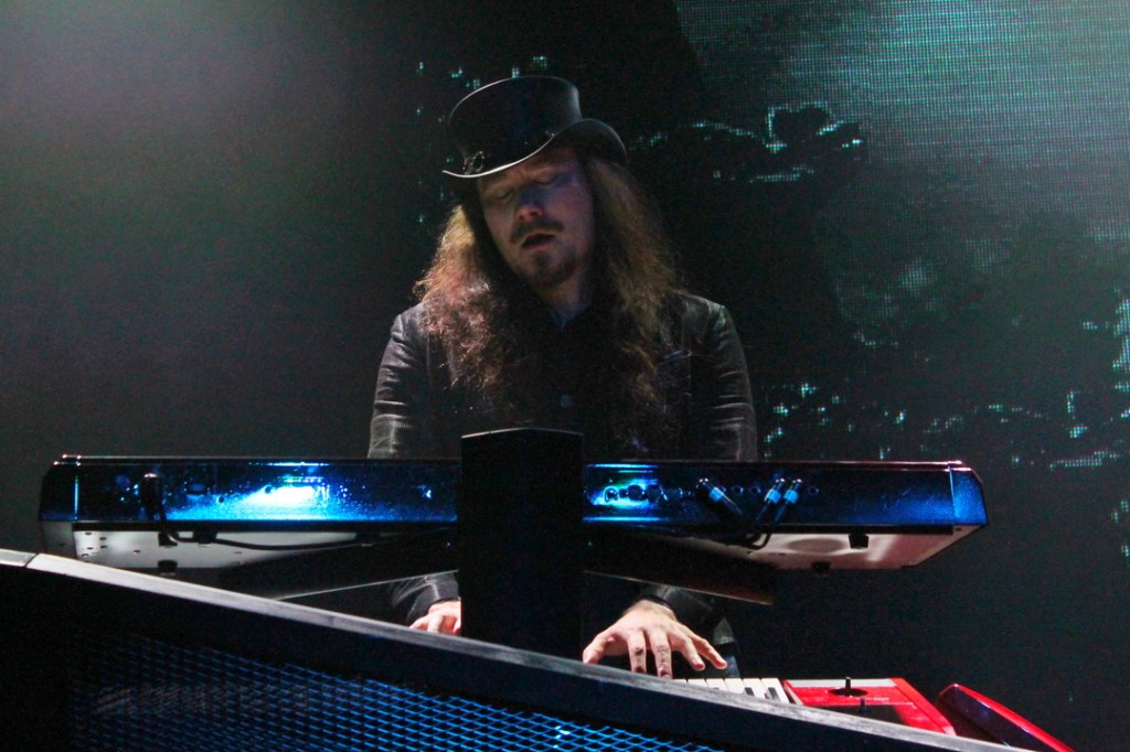 Nightwish Keyboardist Tuomas Holopainen