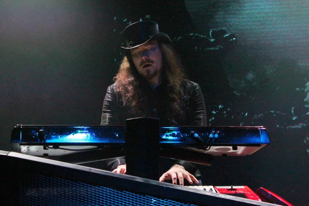 Nightwish Keyboardist Tuomas Holopainen