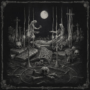 Mortuary Drape – Necromantic Doom Returns