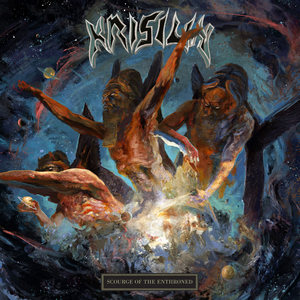 Krisiun - Scourge Of The Enthroned