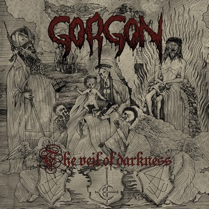 Gorgon - The Veil of Darkness