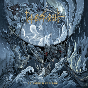 Diesear - BloodRed Inferno