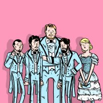 Murder By Death – As You Wish: Kickstarter Covers