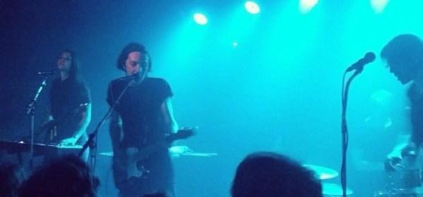 Ja, Panik, Chris Imler [22.04.2014 The Bang Bang Club, Graz]