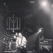 The Menzingers, The Smith Street Band, The Holy Mess [15.10.2014,: Explosiv Graz]