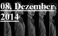 Das Jahr 2014 in Platten mit Garish Kalender