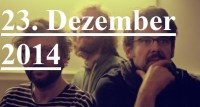 Das Jahr 2014 in Platten mit The Notwist Kalender