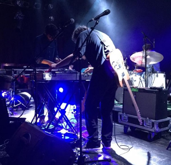 The Notwist Live 3