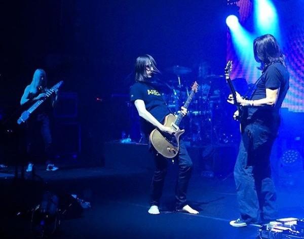 Steven Wilson Live 1